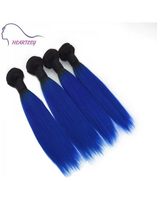 ombre-blue-straight-brazilian-hair-extensions