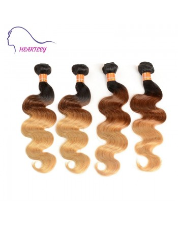 3-color-ombre-brazilian-hair-weaves